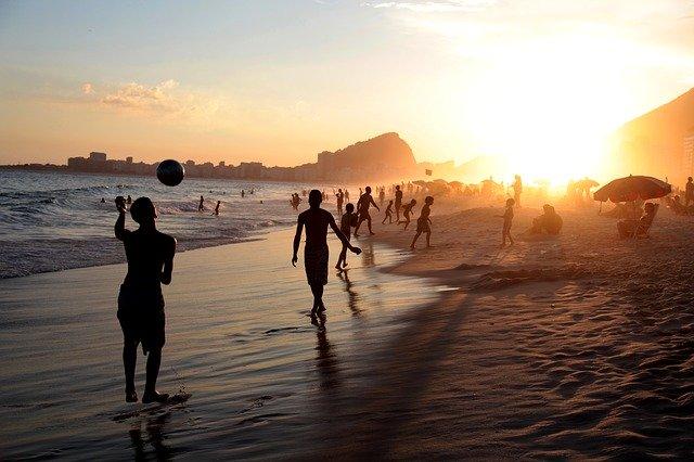 Oggi, un anno fa – Il ritmo del Brasile