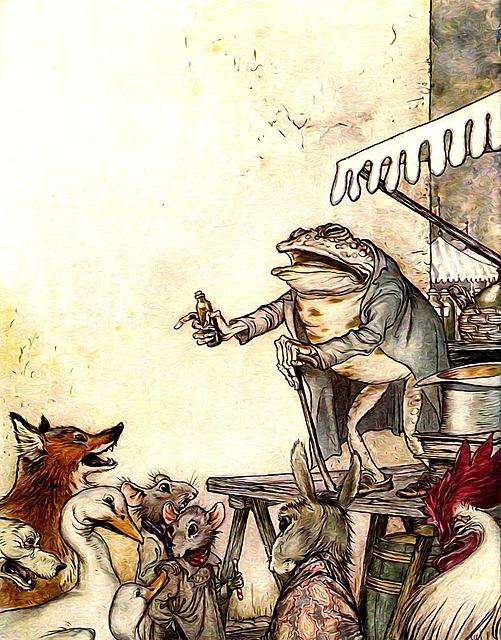 Tales of Beatrix Potter – balletti per bambini
